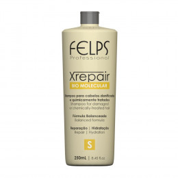 Shampoo Xrepair Bio Molecular Felps 250ml